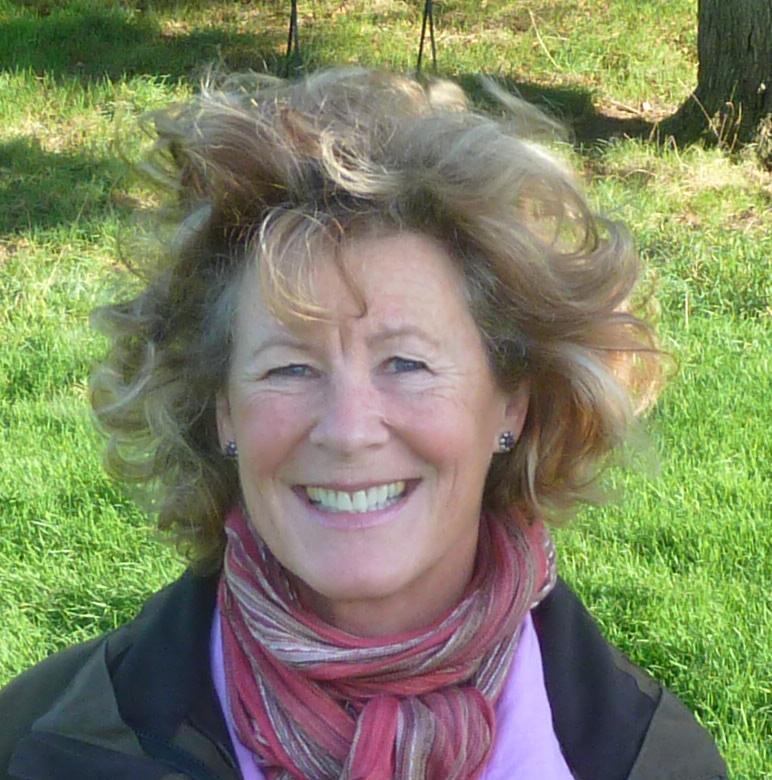 Wendy Cartwright garden design