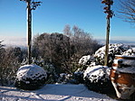marren in the snow