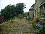 terrace before