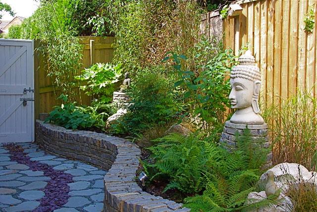 A chinese garden wendy cartwright garden design for Chinese garden design